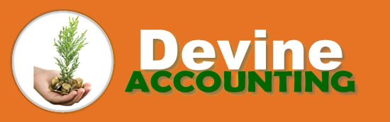 Devine Accounting Logo